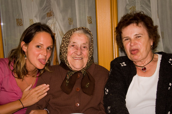 Shenanigans with my grandmother and aunt